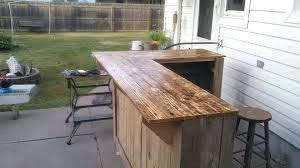 l shaped outdoor bar designs bars for melbourne how to build an outside patio bar