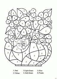 Free Printable Hearts And Flowers Coloring Pages Fun Flower Adult