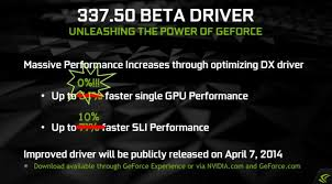You Geforce Nvidia 't Why Shouldn Or 50 Questionable 337 's Driver 8Z7BfqgZ