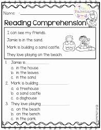 In this reading worksheet, your child will listen to and read a short story, then draw what comes next and create a title for the story. Comprehension Worksheets For Kindergarten Morning Worksheets For Kinderg Reading Comprehension Worksheets Kindergarten Reading Worksheets Reading Comprehension