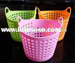 Pink Plastic Laundry Basket Gorgeous Round Plastic Laundry Basket Round Plastic Laundry Basket