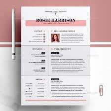 Creative Professional Resume Template Free Psd Templates Best Of Psd