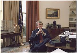 jimmy carter oval office. Jimmy Carter Oval Office | At His Desk In The Office, 12 E