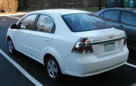 Chevrolet Aveo - Pictures, posters, news and videos on your ...