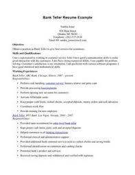 bank teller responsibilities resume bank teller responsibilities resume we provide as reference to make correct resume for bank teller