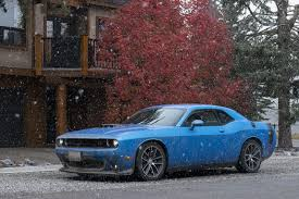 2016 Dodge Challenger R/T Scat Pack Review: The 485-HP Family Car.