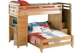 Bunk bed with slide and desk Desk Full Size Creekside Taffy Twinfull Step Bunk Bed With Desk Rooms To Go Kids Girls Bunk Beds Loft Beds With Desks Slides Storage