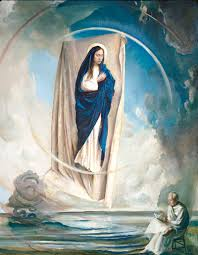 Image result for assumption of mary