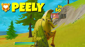 I spectated the best PEELY in the world on Fortnite… (so insane)