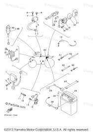 yamaha atv 2001 oem parts diagram for electrical 1 partzilla com Double Switch Wiring Diagram at 82150l Switch Wiring Diagram
