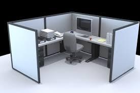 Office cubicle desk Home Hansflorineco Office Cubicle Desk Lwo