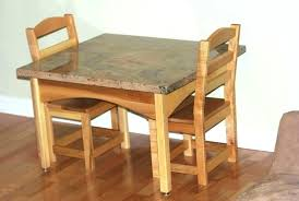 table and chairs set wood wooden children kids solid toddler ikea uk