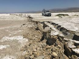 Earthquake synonyms, earthquake pronunciation, earthquake translation, english dictionary definition of earthquake. Can Climate Affect Earthquakes Or Are The Connections Shaky Climate Change Vital Signs Of The Planet