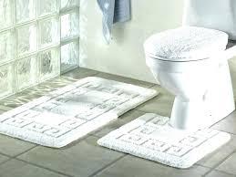 blue striped bath mat gray and white rug black bathroom rugs long large mats aq blue white stripe bath mat