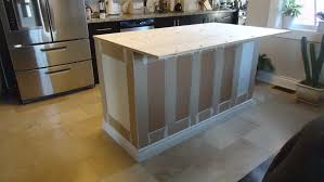 diy kitchen island from stock cabinets lovely how to build a kitchen island using stock cabinets