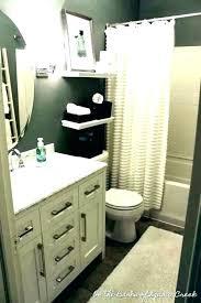 Rental apartment bathroom ideas Bath Apartment Unverbluehtinfo Apartment Bathroom Decorating Ideas Image Of Small Apartment
