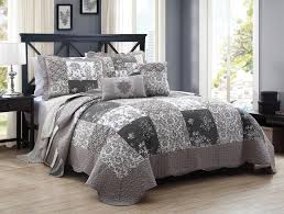 gray bedspread king. Unique Gray Inside Gray Bedspread King X