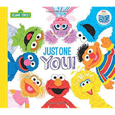 The workshop produces sesame street programs, seen in over 150 countries, and other acclaimed shows, including the electric company. Amazon Com Just One You An Interactive Sesame Street Board Book About Your Special Child Valentine S Day Gifts For Kids My First Big Storybook 9781492671398 Sesame Workshop Books