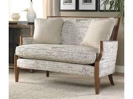 Sam Moore Furniture 6508 Living Room Nadia Settee