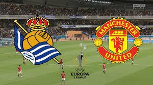 UEFA Europa League 2021 (R32) - Real Sociedad Vs Manchester United - 1st  Leg - 18th Feb 2021 - (F21) - YouTube
