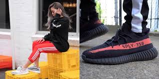 Yeezy Size Chart Uk The Ultimate Yeezy 350 Sizing And Fit Guide Farfetch