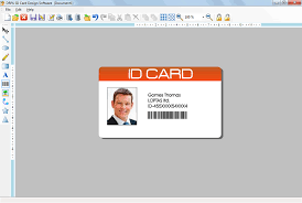 Collage Card Maker Id Card Design Software Make Student Collage Employee Cards