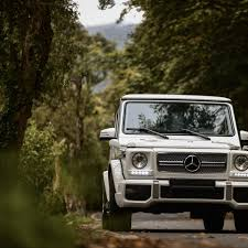 Mercedes G Wagon Wallpaper posted by ...