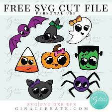 Take advantage of unused prime real estate of your how window clings stick isn't magic. Halloween Monsters Svg Sticker Sheet Gina C Creates