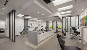 Clinic interior design  Advanced Orthodontics Open Clinic