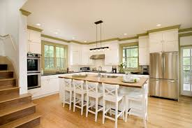 Modern Kitchen Island with Seating Design