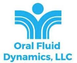 fluid dynamics logo. oral fluid dynamics logo l
