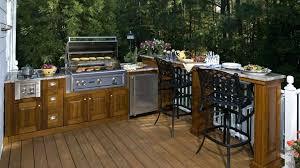 fresh home depot outdoor bar l shaped outdoor bar outdoor kitchen cabinets home depot floor to