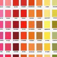 Kona Printed Color Chart Panel Stonemountain Daughter Fabrics