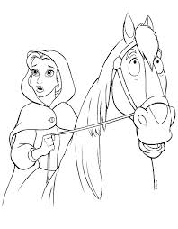Small Picture Kids n funcouk 41 coloring pages of Beauty and the Beast