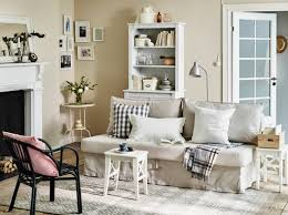 decorating with ikea furniture. a living room in holiday cottage with beige sofabed combined decorating ikea furniture m