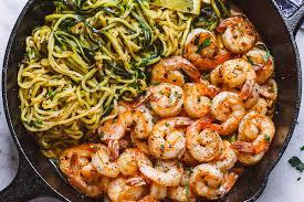 Lemon Garlic Butter Shrimp Recipe with ...