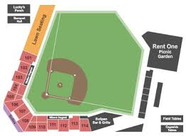 Rent One Park Tickets And Rent One Park Seating Chart Buy