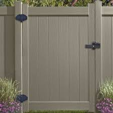 Cool Rv Gate And Man Gate With Faux Wood Panels And Arched Detail Gates For Backyard