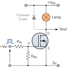 mosfet as a switch using power mosfet switching using the mosfet as a switch