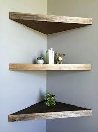corner floating shelf shelves for the home canada corner floating shelf