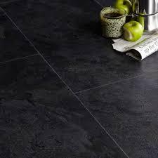 Bq Kitchen Floor Tiles Colours Stone Effect Luxury Vinyl Click Flooring Sample Vinyls
