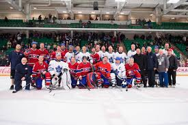 Stars Shine In Alumni Game At Caa Arena Belleville Senators