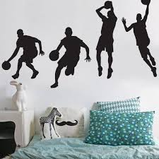 jordan basketball inspirational wall stickers bedroom stickers design wall stickers wall decals
