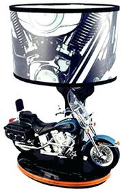 harley davidson table lamps table lamps heritage lamp with harley davidson motorcycle desk lamp
