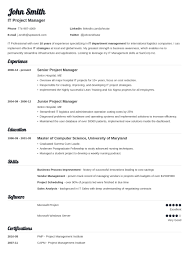 Category Resume 11 Yyjiazhengcom Resume