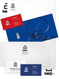 Фирменный стиль для дипломного проекта Реклама Студия Антона  Фирменный стиль диплом БГАИ
