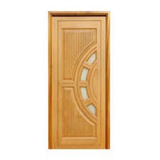 wood panel doors decorative glass