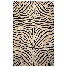 zebra print area rug tan zebra print area rug a liked on featuring home rugs zebra zebra print area rug