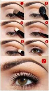 the simple day look