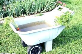 home depot garden cart lawn and replacement wheels designs gorilla yard poly